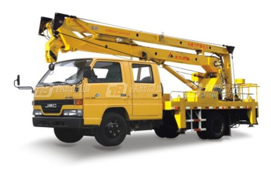 北方交通KFM5067JGK415Z折叠臂式系列高空作业车
