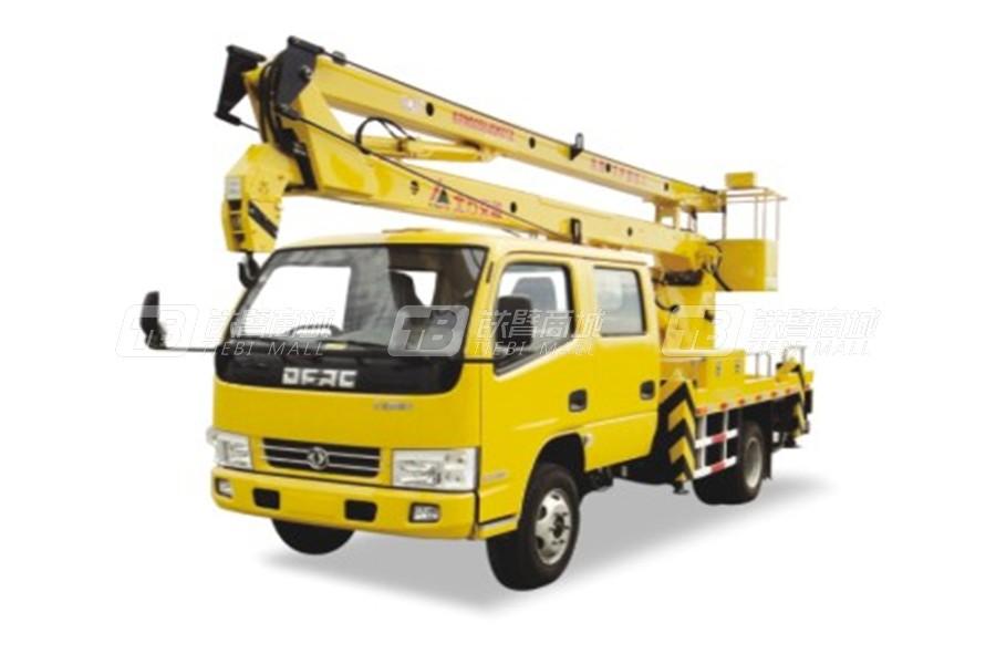 北方交通KFM5068JGK407Z折叠臂式系列高空作业车