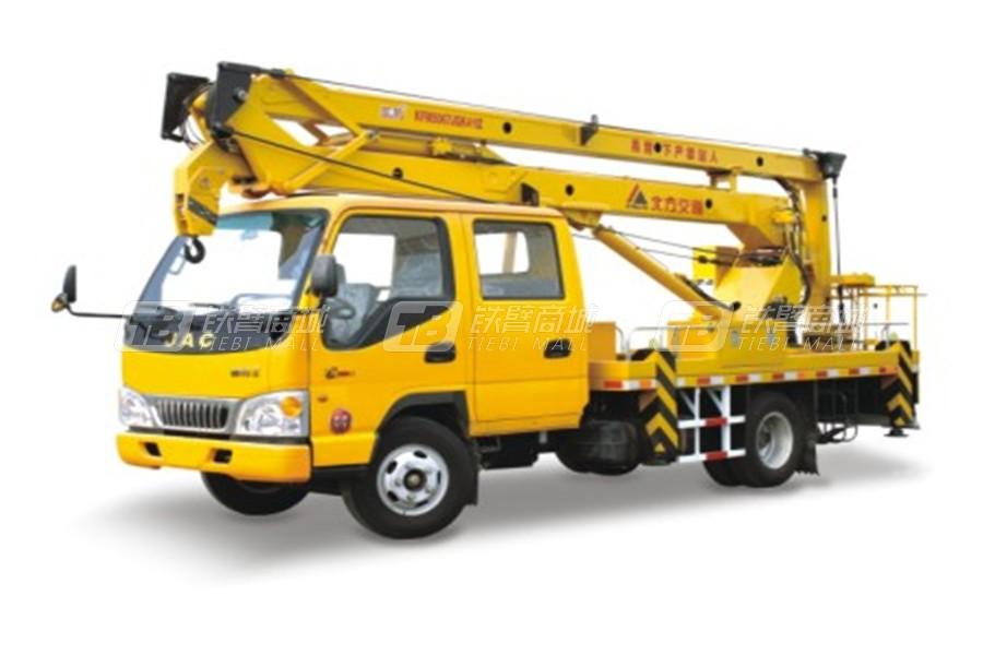 北方交通KFM5067JGK411Z折叠臂式系列高空作业车
