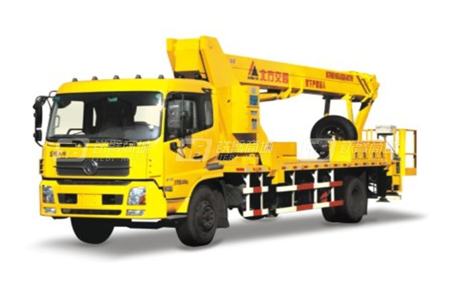 北方交通KFM5160JGK407H混合臂式系列高空作业车