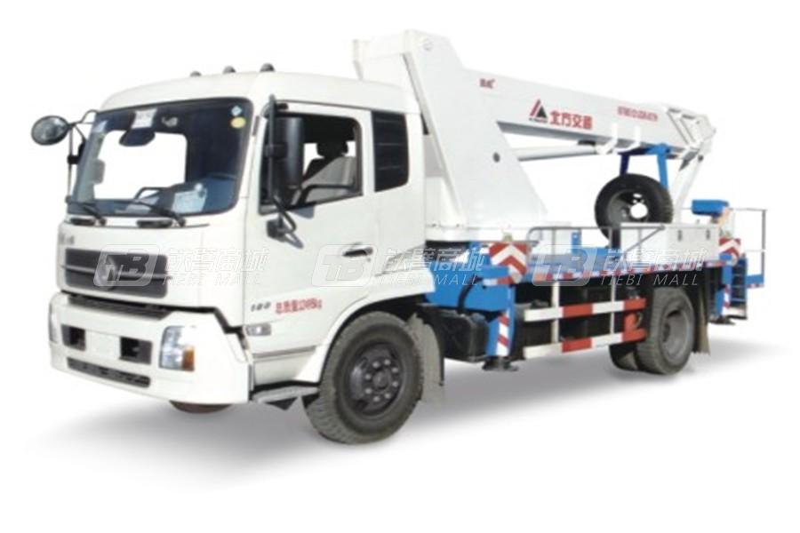 北方交通KFM5121JGK407H混合臂式系列高空作业车