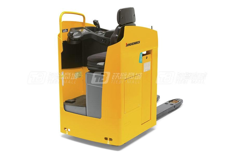 永恒力ESE 120侧驾式电动托盘搬运车