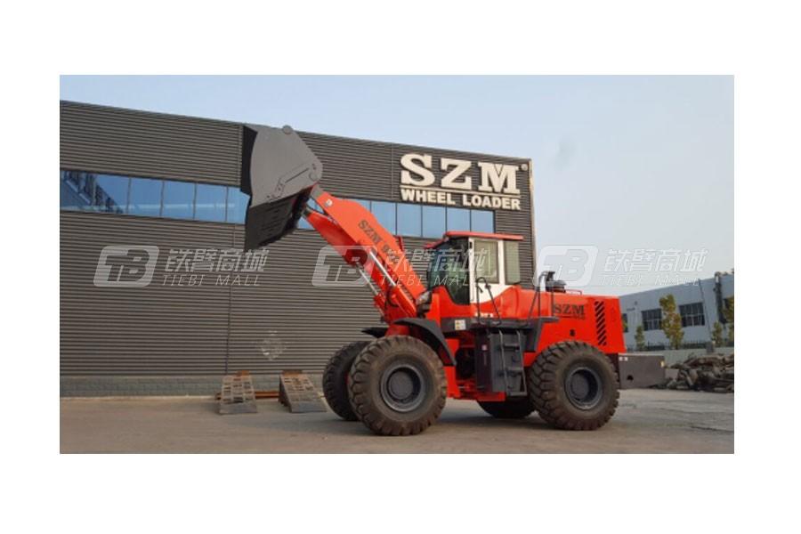 山装机械SZM958轮式装载机