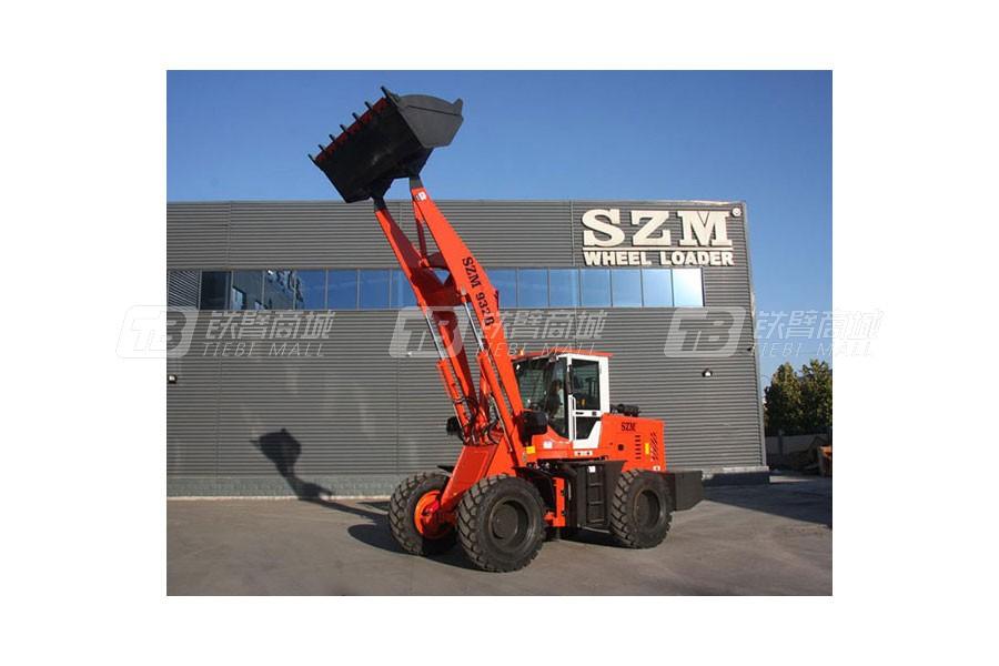 山装机械SZM932B轮式装载机
