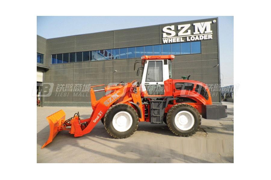 山装机械SZM930L轮式装载机