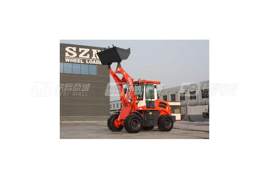 山装机械SZM915轮式装载机