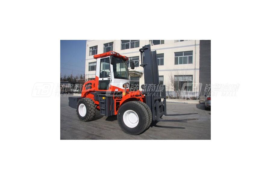 山装机械SZMC5500越野叉车