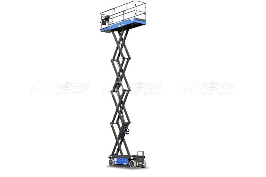 杭州爱知SV08DWL自走剪叉式高空作业平台