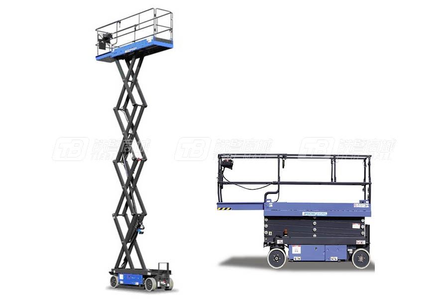 杭州爱知SV08DNL自走剪叉式高空作业平台