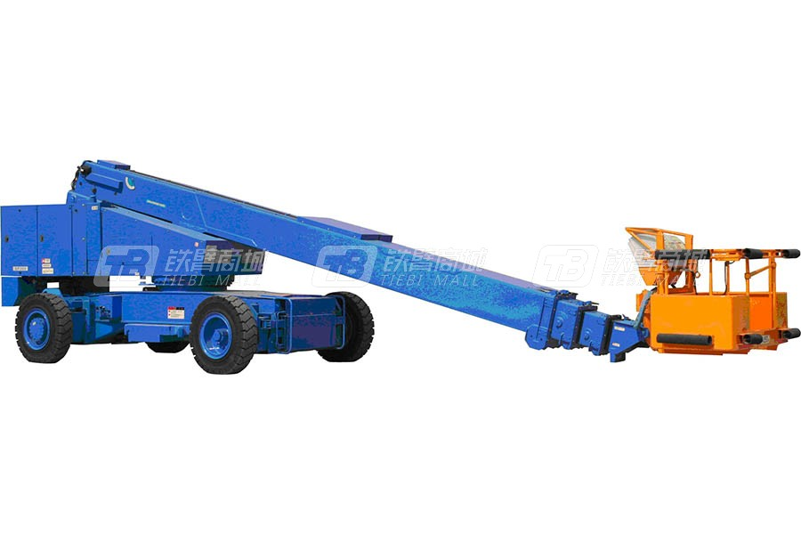 杭州爱知ZSP300自走直臂式高空作业平台