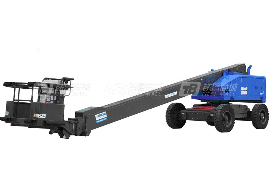杭州爱知ZSP25B自走直臂式高空作业平台