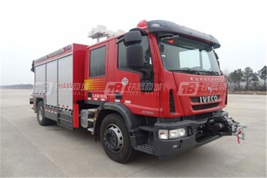 湖北东正LLX5134TXFJY100/Y抢险救援消防车