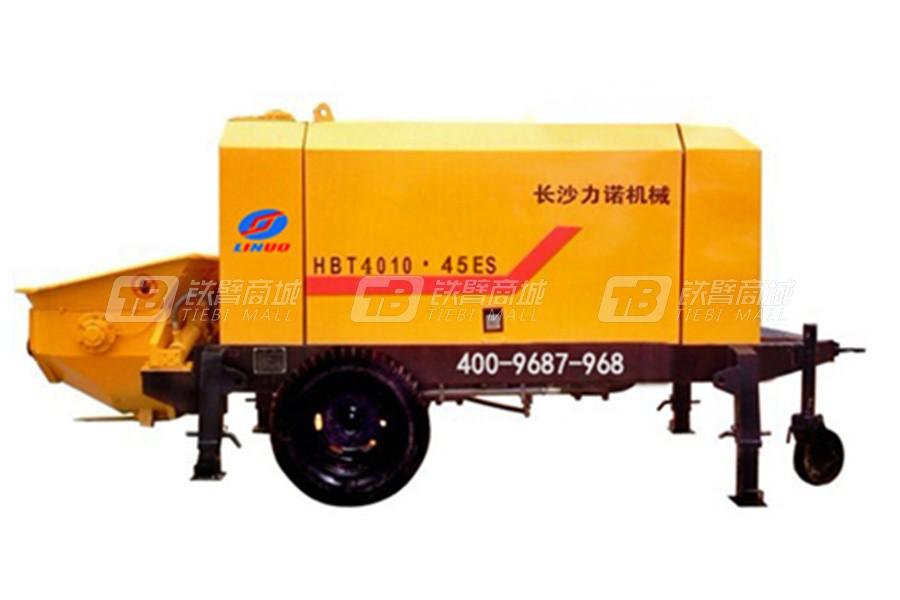 力诺HBT40.10.45ES细石砂浆泵