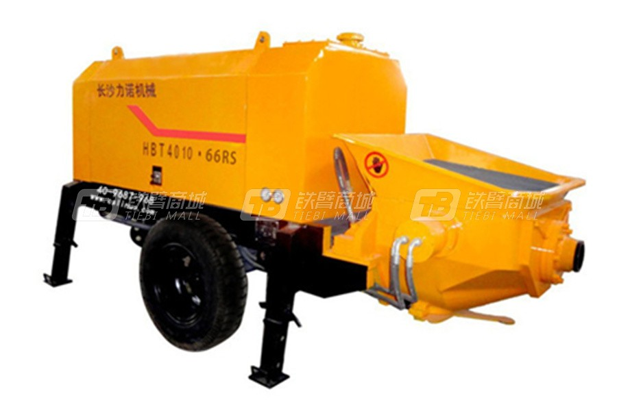 力诺HBT40.10.66RS柴油小型混凝土泵