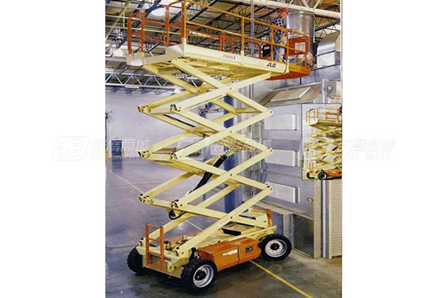 捷尔杰3369LE电动剪叉式高空作业平台