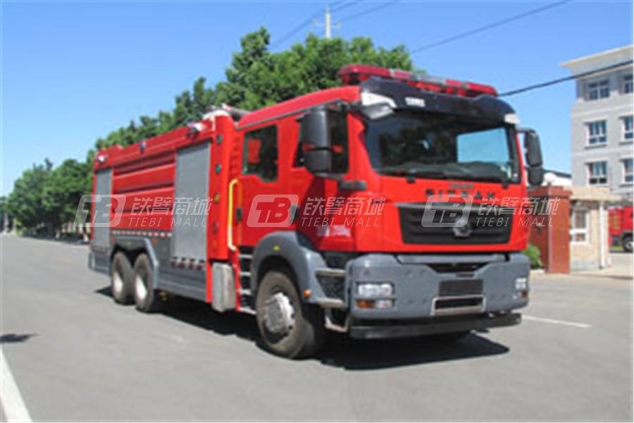 湖北东正ZXF5281GXFSG120/S消防车