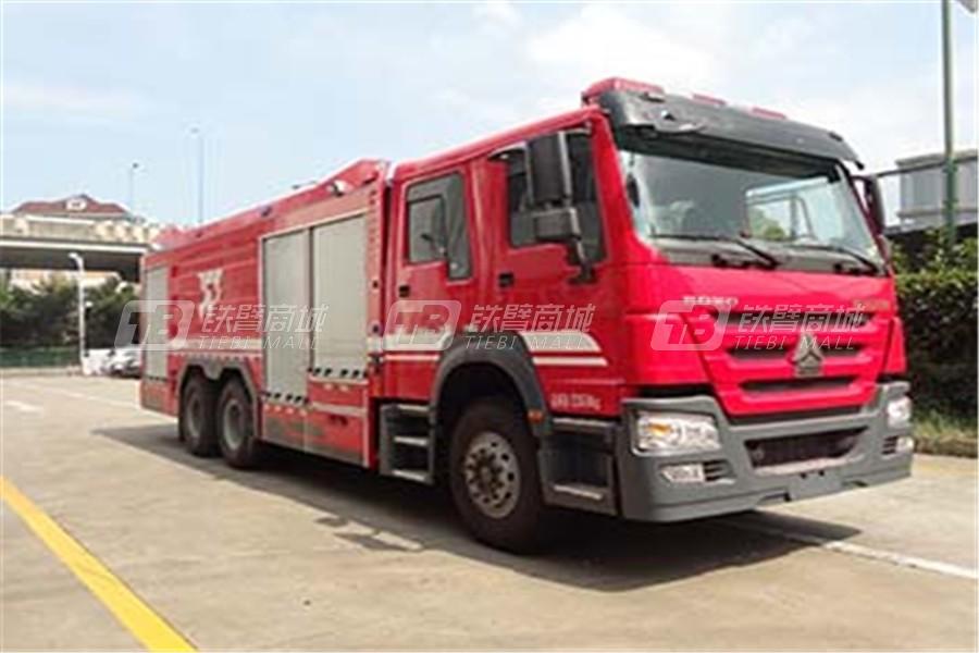 湖北东正BX5330GXFPM160/HW5消防车