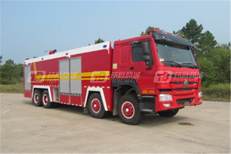 湖北东正HXF5410GXFSG220消防车