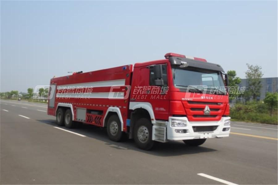 湖北东正JDF5410GXFPM240消防车