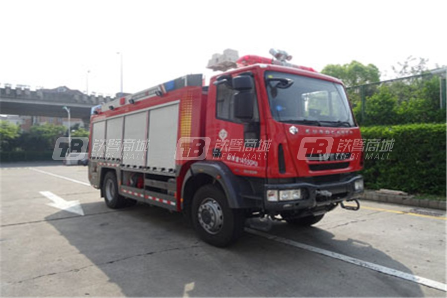 湖北东正LLX5155GXFGL30/Y消防车
