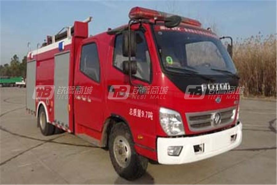 湖北东正CX5100GXFPM30消防车