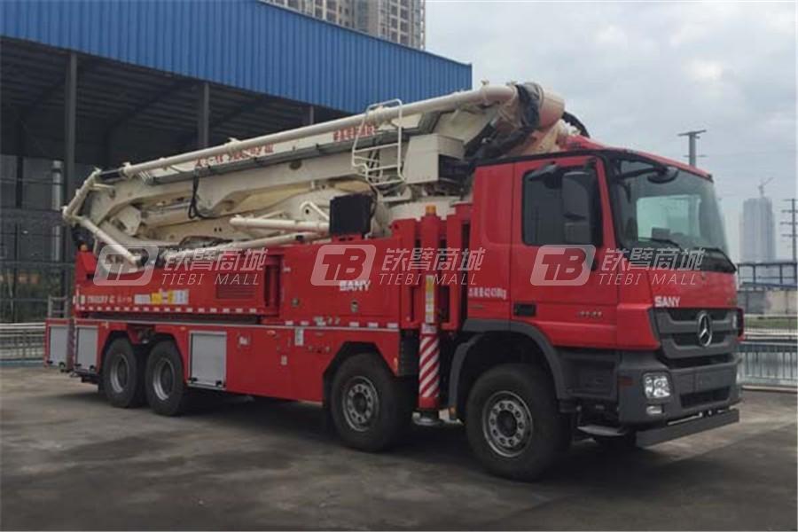 湖北东正SYM5420JXFJP48Z消防车