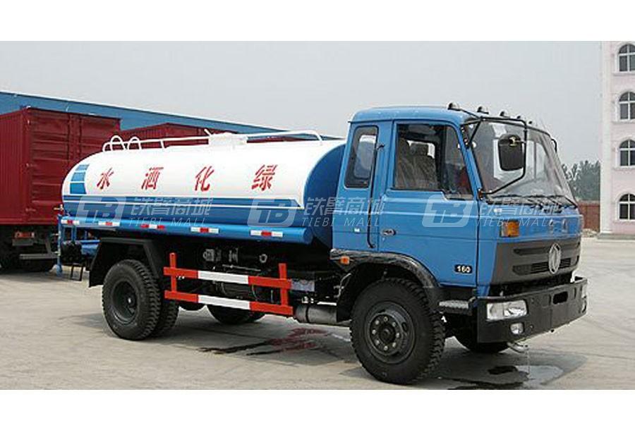 江特东风145绿化喷洒车