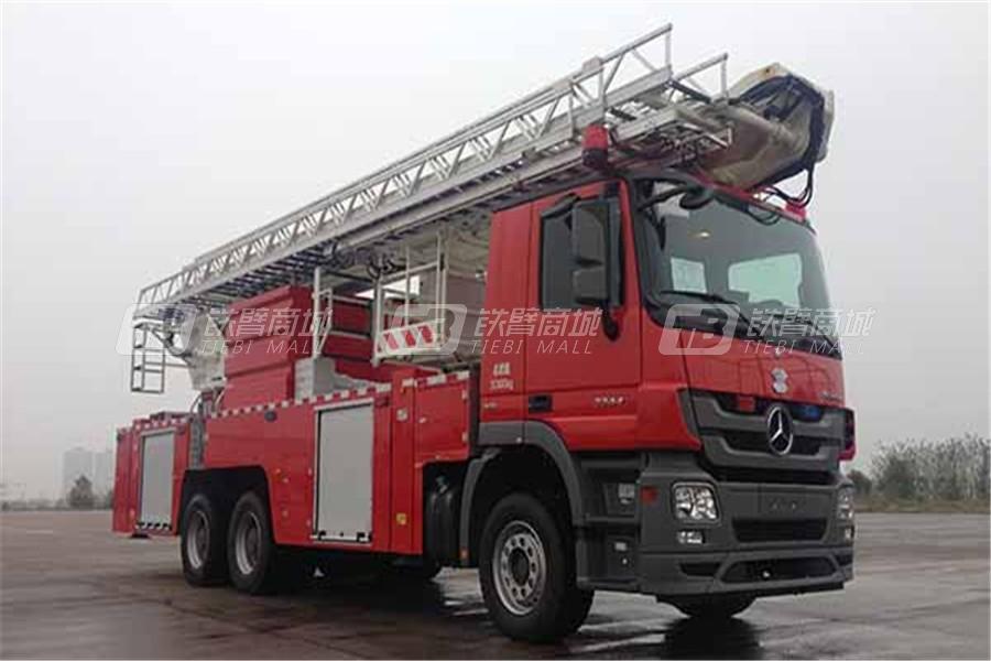 湖北东正ZLJ5301JXFDG32消防车