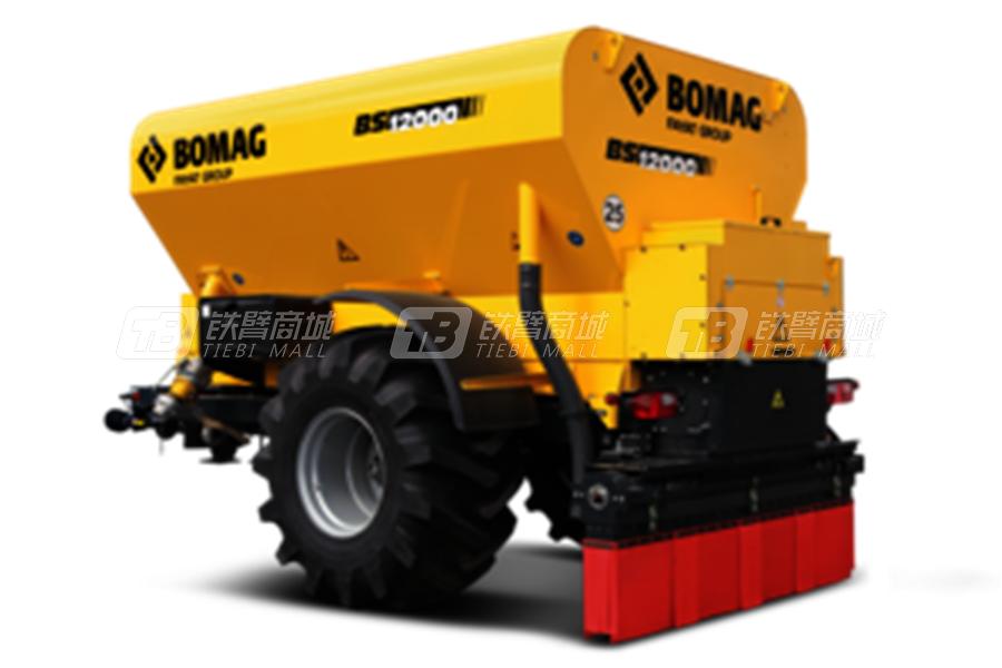 宝马格BS 12000 Standard稳定土厂拌设备