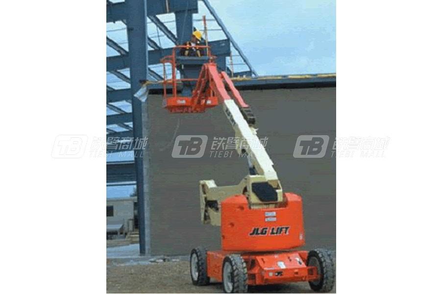 捷尔杰E450AJ电动曲臂高空作业车/平台