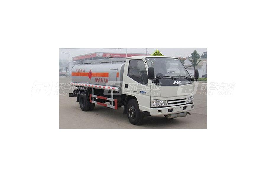 江特江铃3-5立方米装油加油车