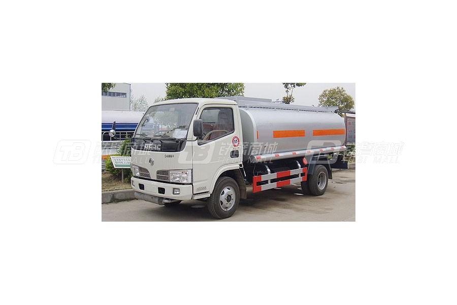 江特东风小霸王4-5立方米加油车