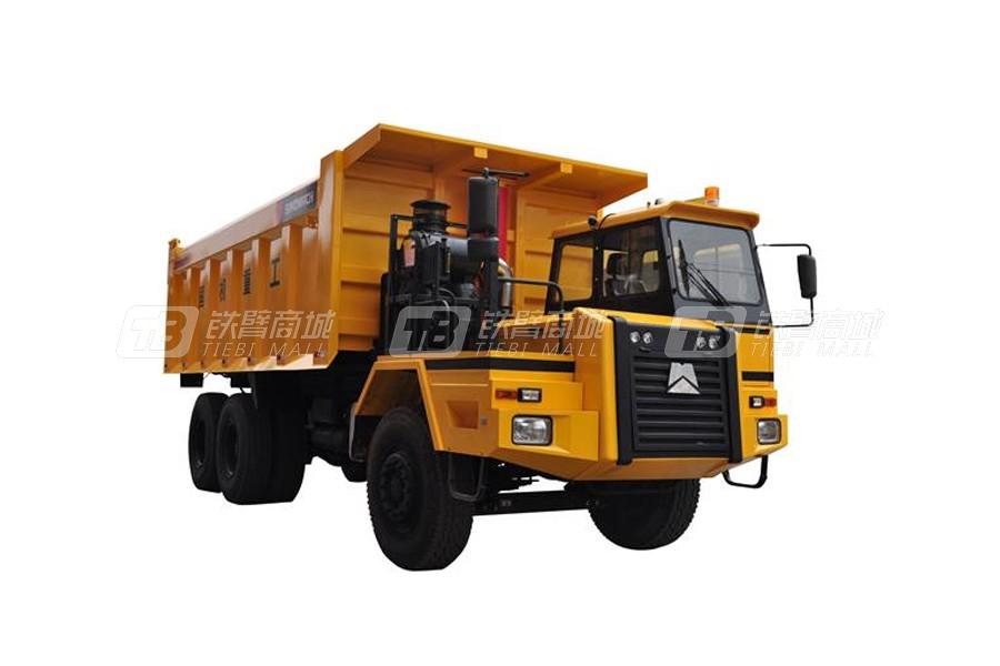 国机重工GKP80A非公路自卸车