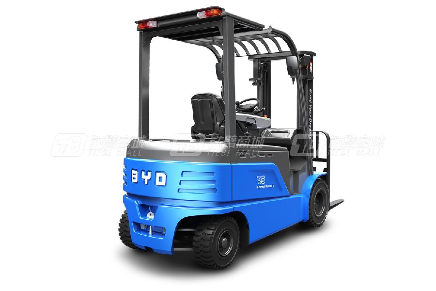 比亚迪CPD35平衡重式叉车