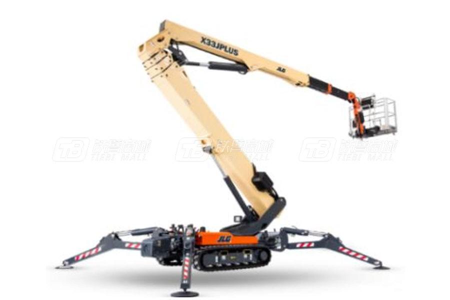 捷尔杰E600J电动曲臂高空作业车/平台