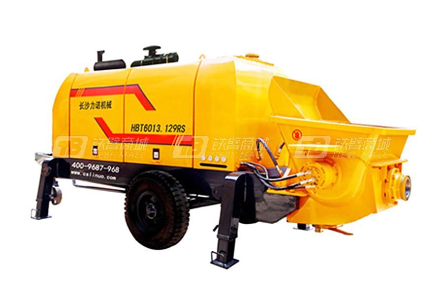 力诺HBT60.13.129RS柴油拖式混凝土泵