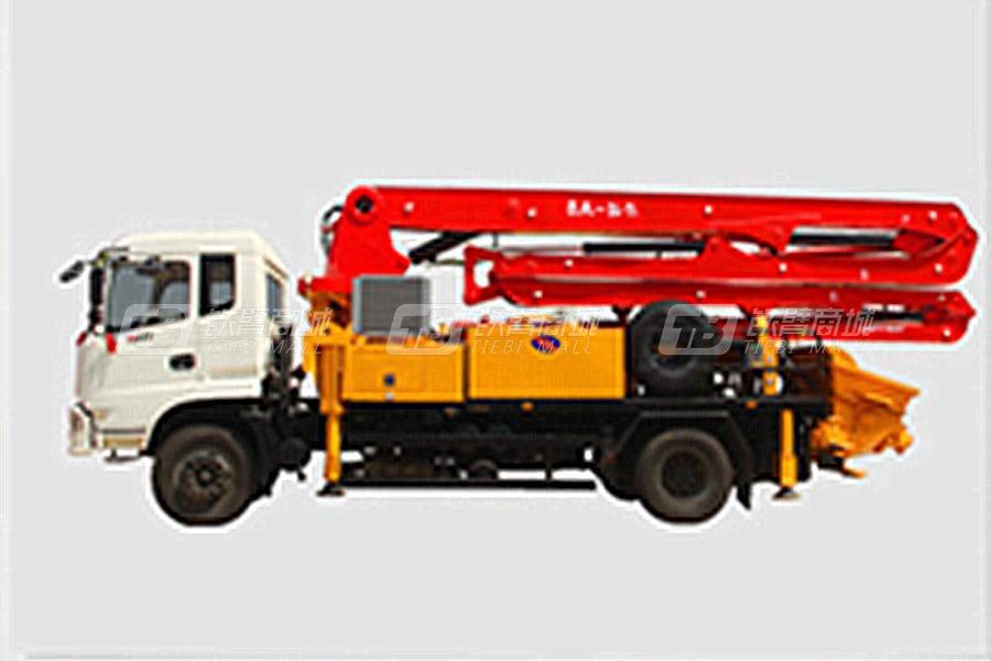 力诺A8-33X混凝土泵车