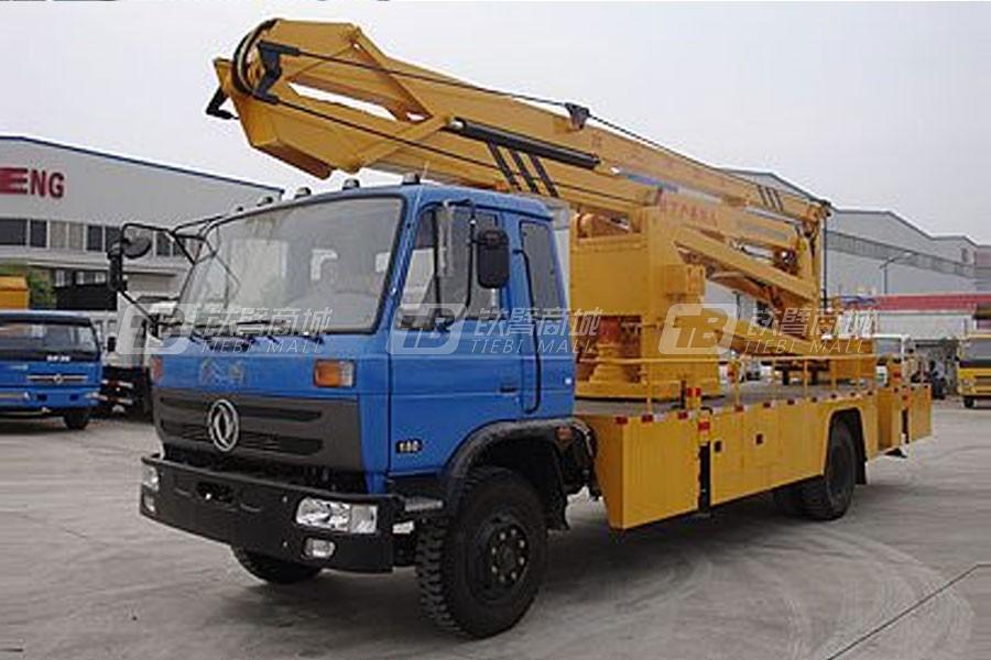 江特JDF5120JGK24L5东风24米高空作业车(国五)