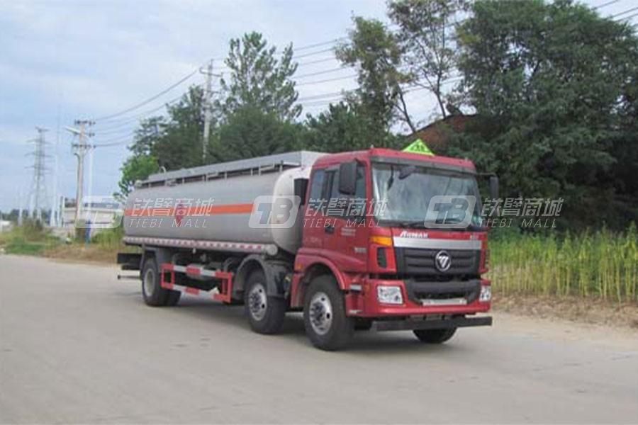 湖北东正SZD5251GYYBJ5油罐车