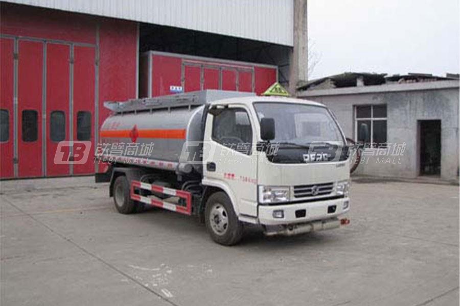 湖北东正SZD5070GJYDFA5油罐车