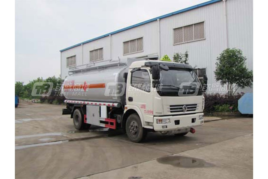 湖北东正SZD5112GJYE5油罐车