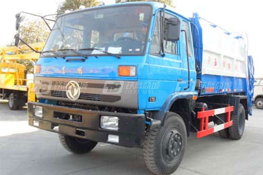江特东风145压缩式垃圾车