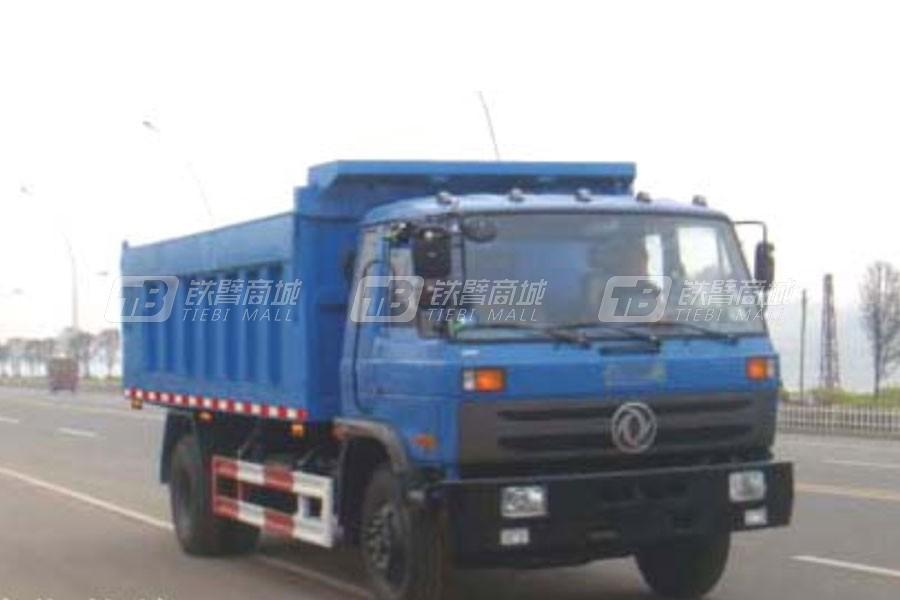 江特东风153密封式垃圾车