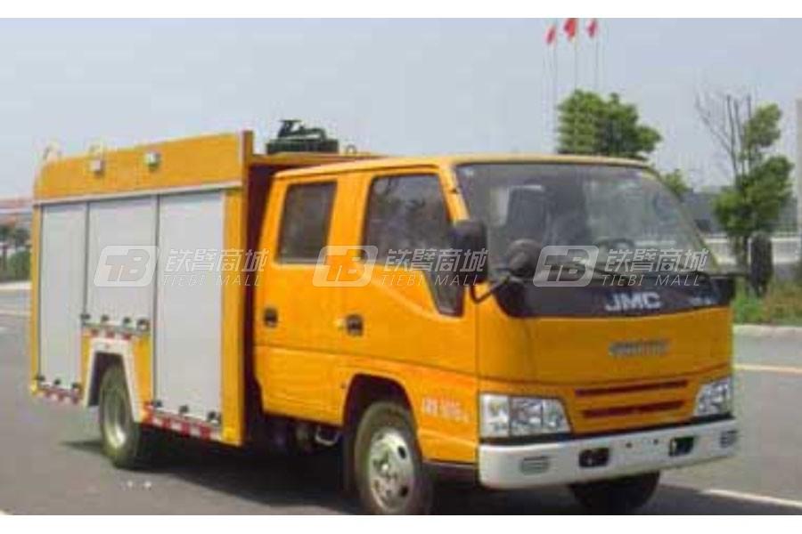 江特江铃2吨远程供排水抢险车