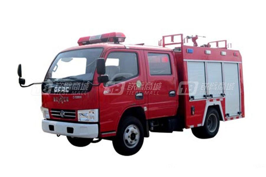 江特东风蓝牌(2.6米轴距)消防车