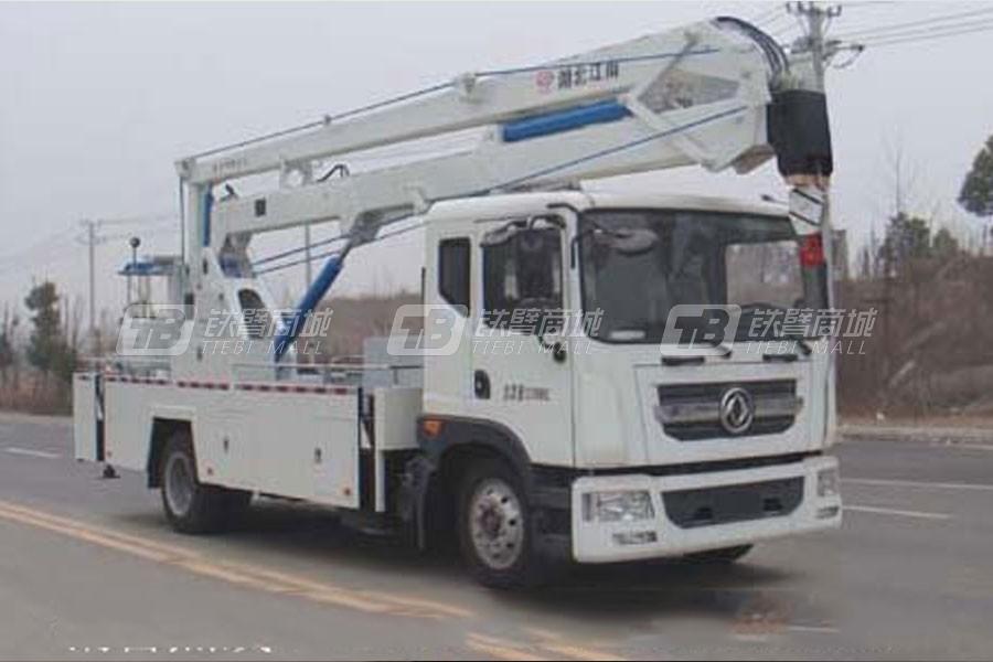 江特EQ1161LJ9BDE东风22米D9高空作业车(国五)