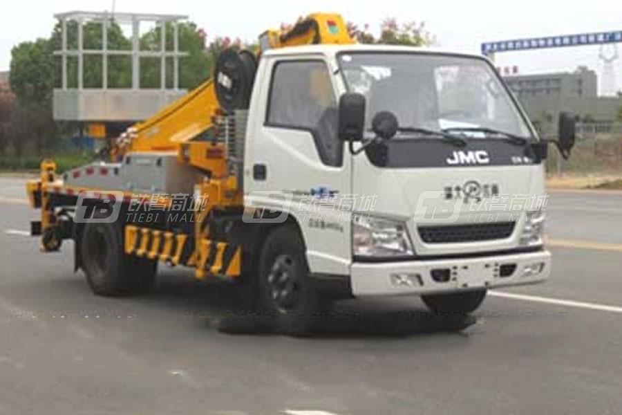 江特JDF5040JGK16J5S纯进口韩国上装直臂式高空作业车
