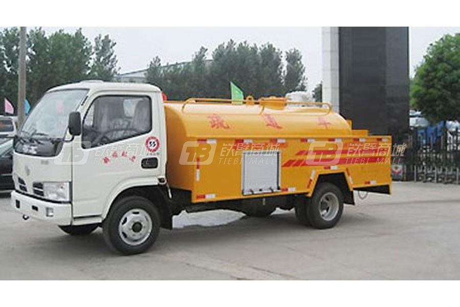 江特EQ1060TJ20D3东风金霸高压清洗车