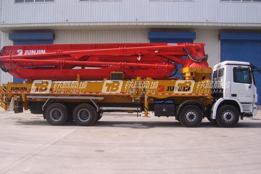 全进重工JJRZ52-5.16MB混凝土泵车