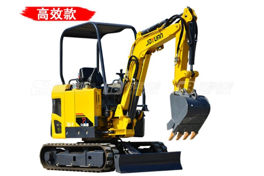 久鼎源JDY30U-9小型挖掘机